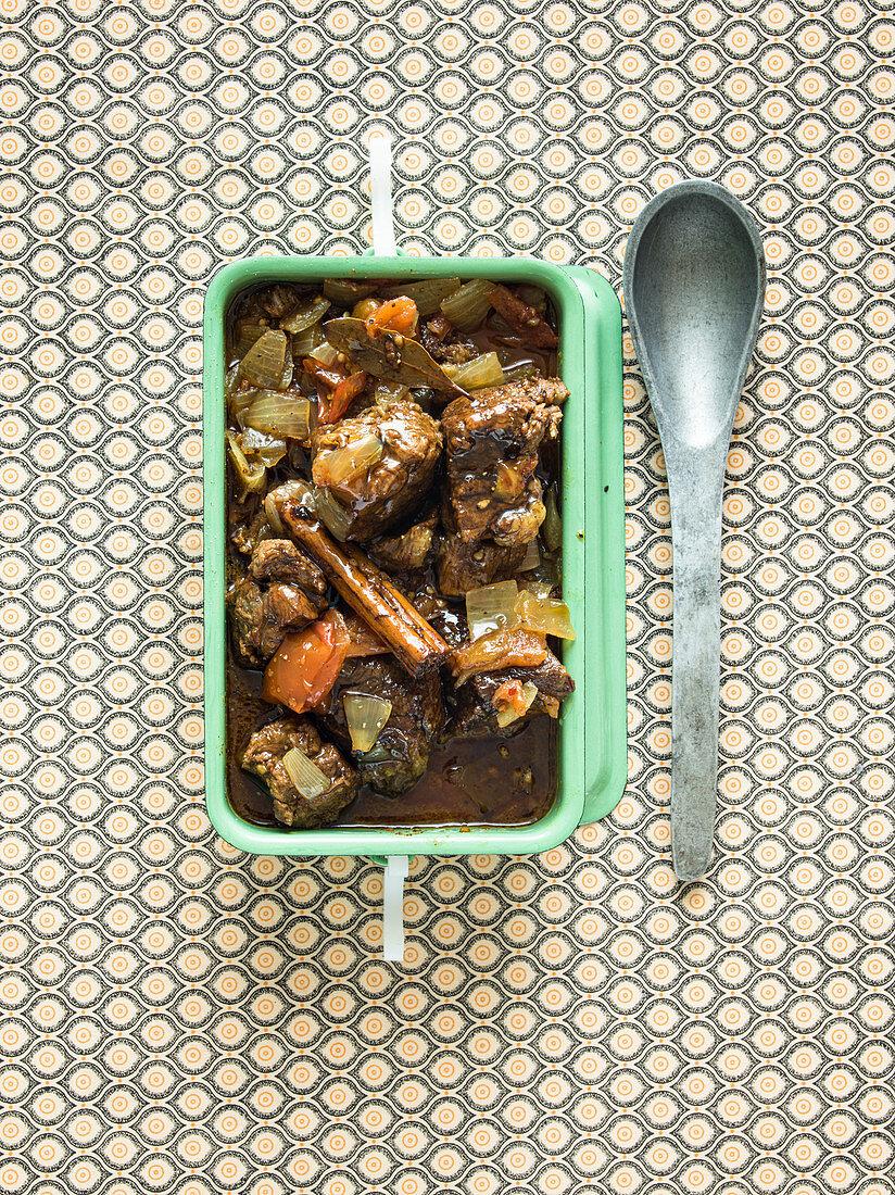 Goat stew (Africa)