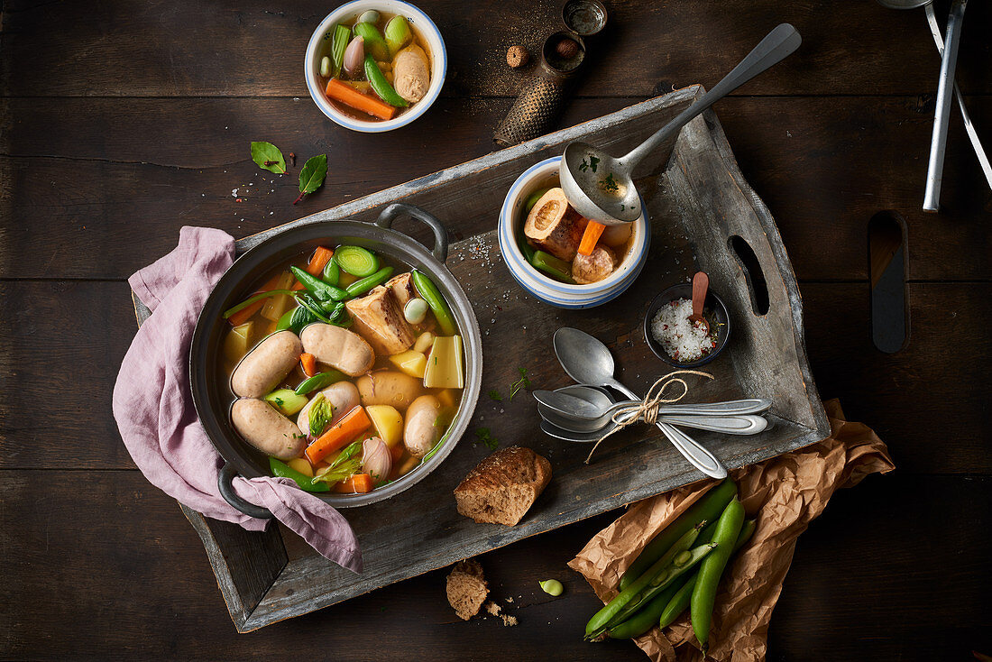Pot au feu (French stew)