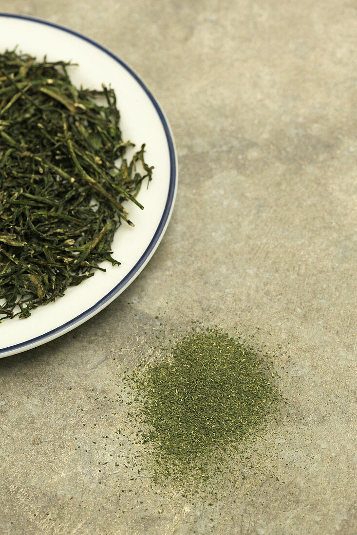 Sea Bean Salicornia salt