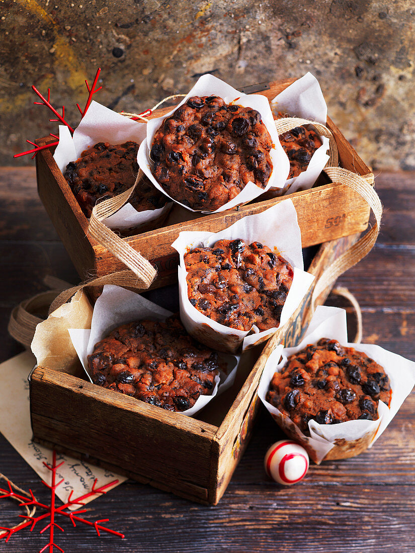 Rich eggless boiled fruit cake
