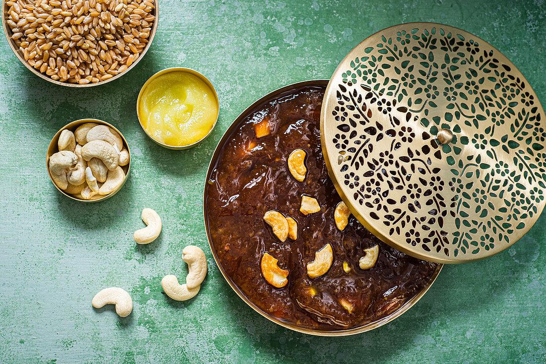 Wheat pudding tamilnadu