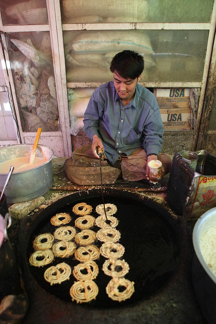 Sweet factory, Afghanistan