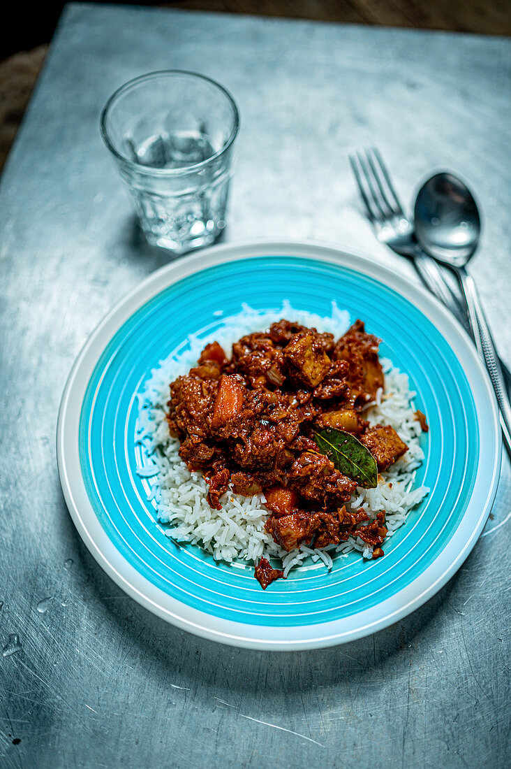 Biryani (rice dish, India)