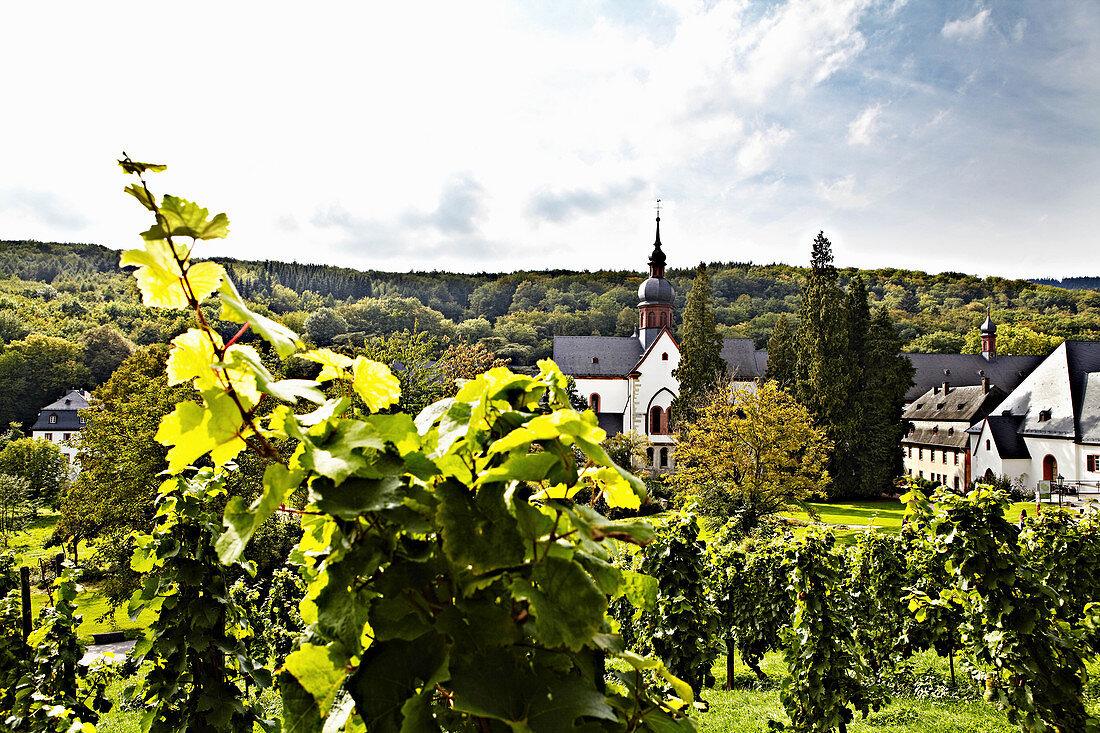 Kloster Eberbach, Rheingau, Germany