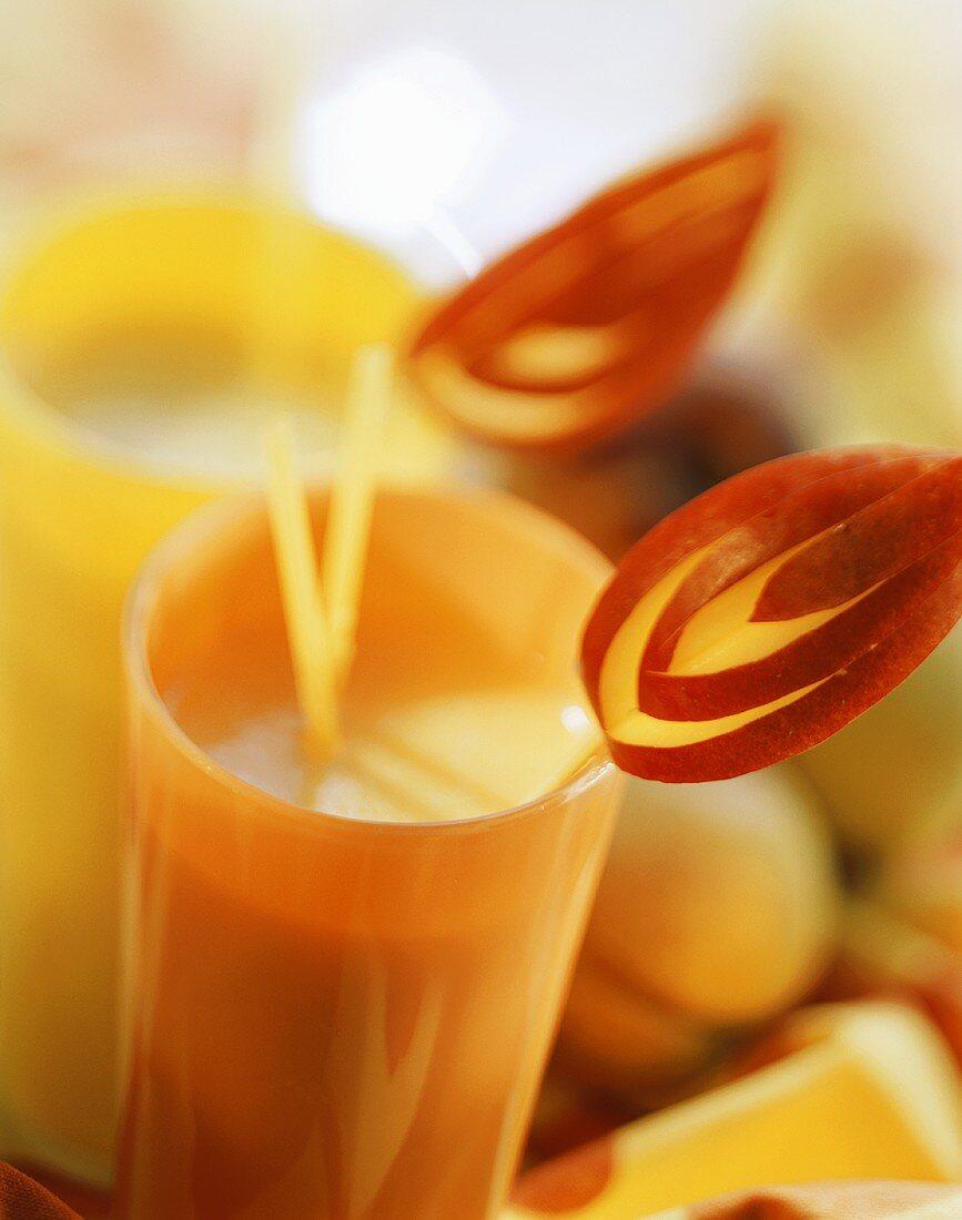 An Orange Drink