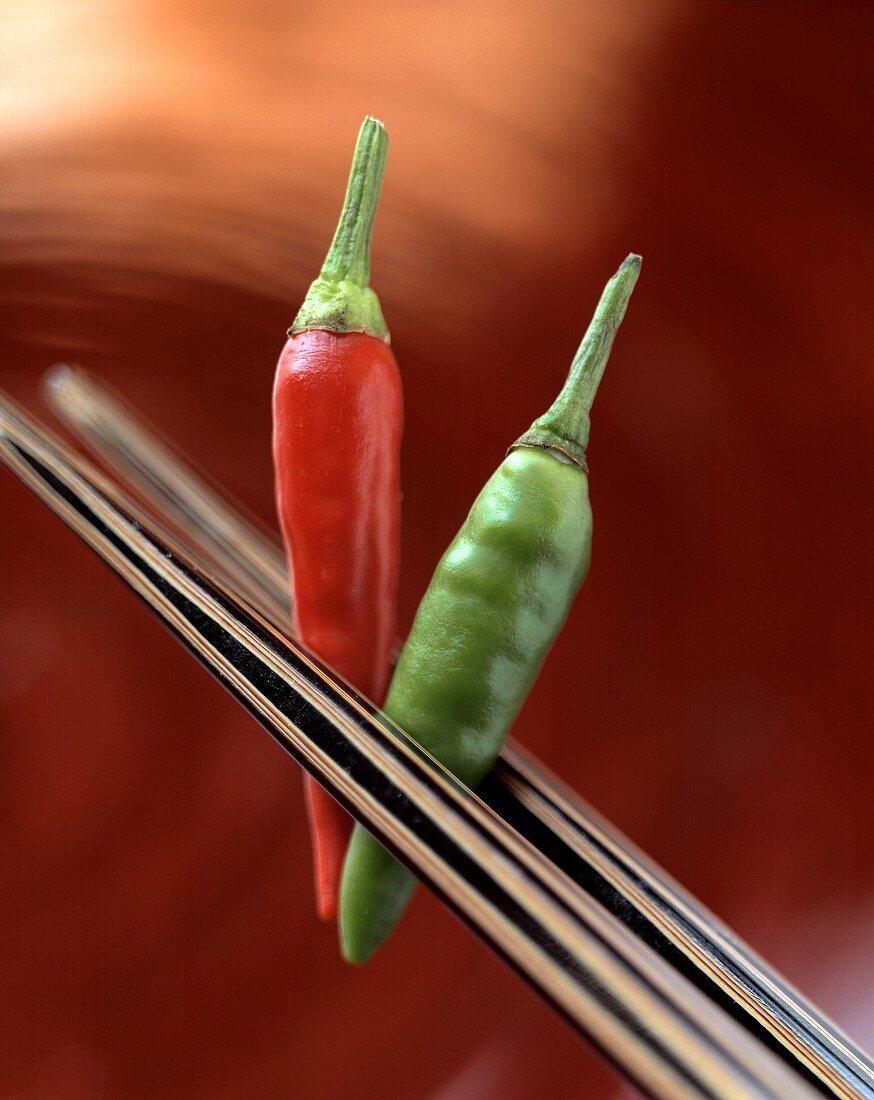 Chilis and Chopsticks