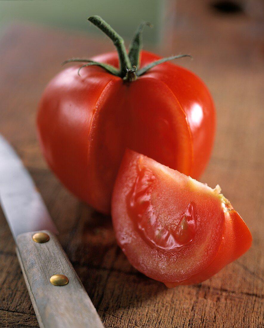 Wedged Tomato