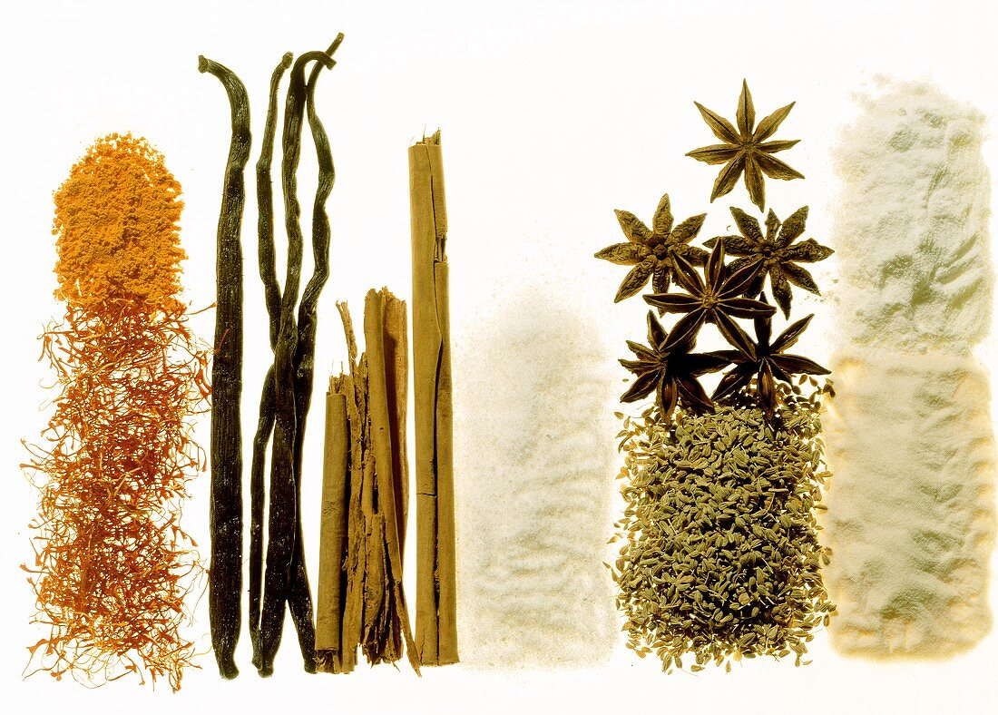 Spices & Baking Ingredients