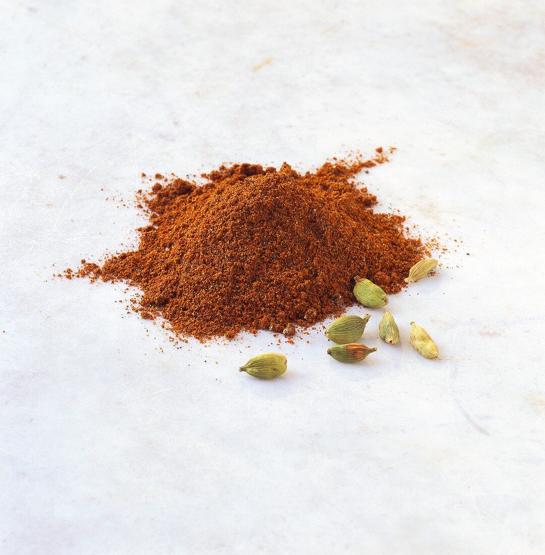 Baharat (Middle Eastern spice mixture)