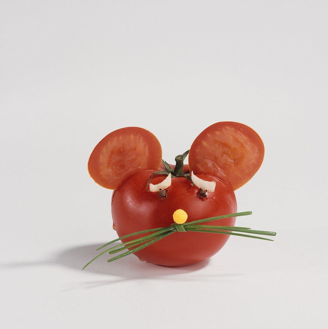 Tomato mouse