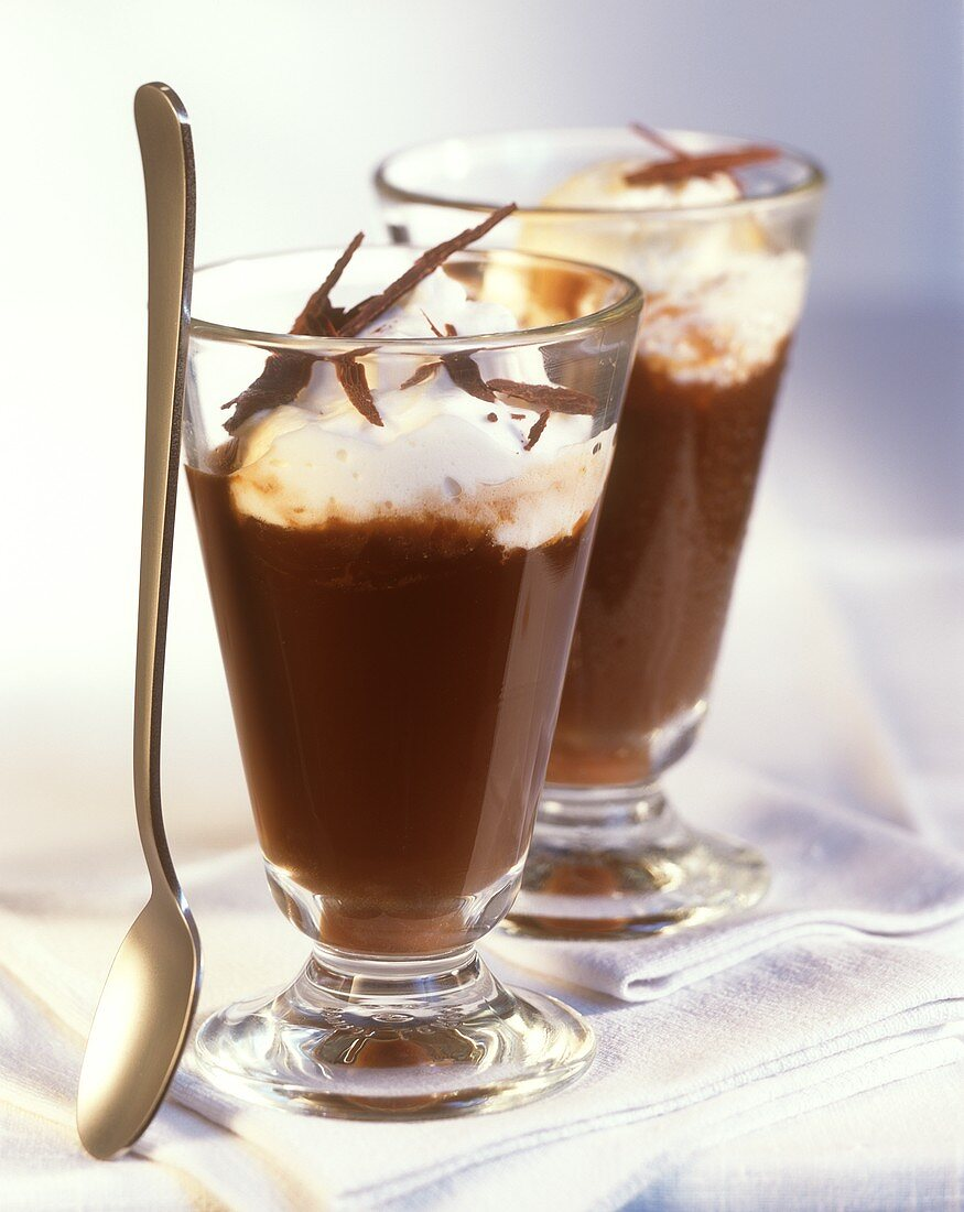 Pharisäer (coffee speciality) with Baileys
