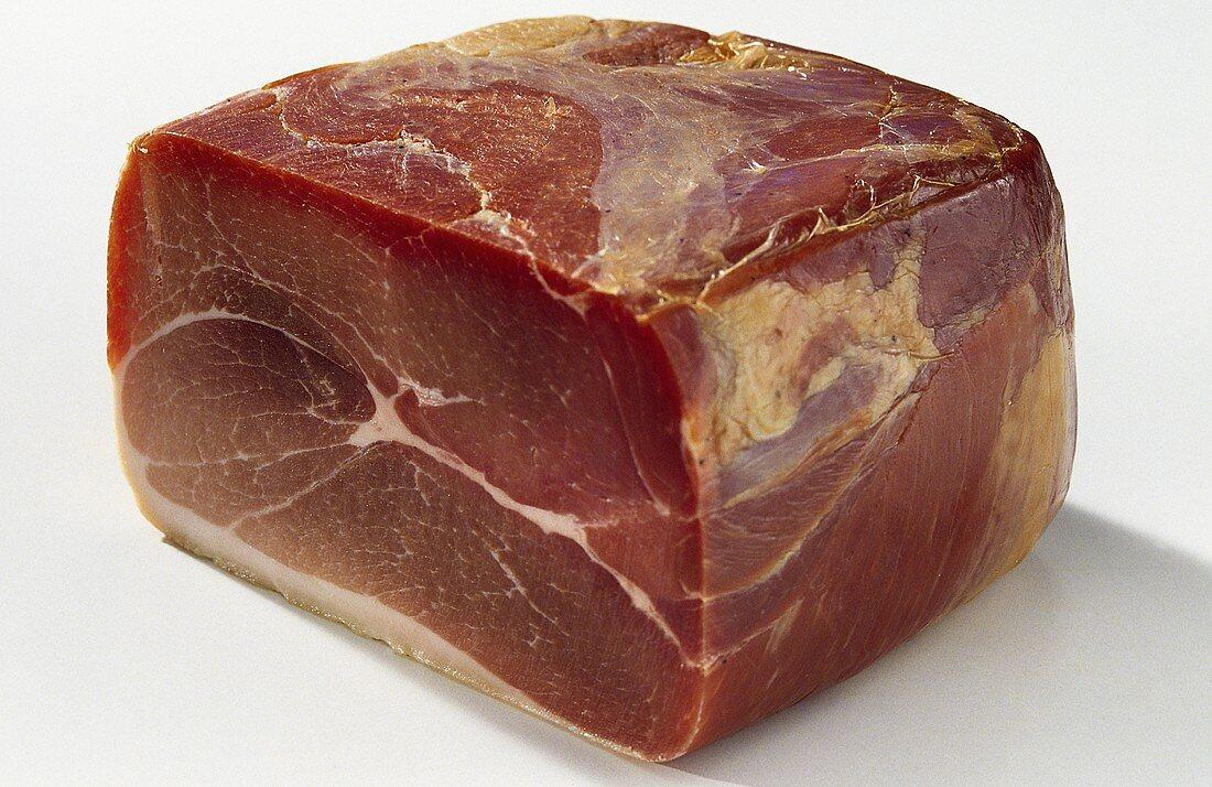 Ardennes ham, air-dried (Belgium)