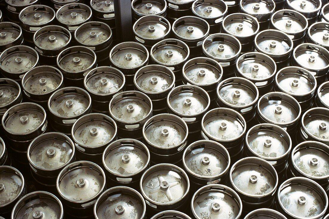 Barrel store (beer barrels)