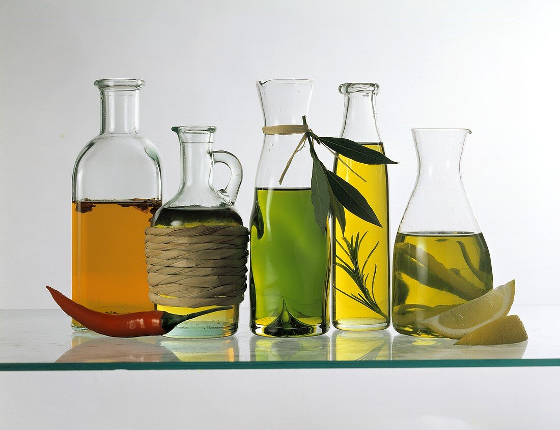 Flavor Infused Oils