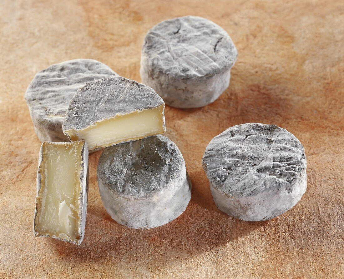 Chevry, a French goat's cheese