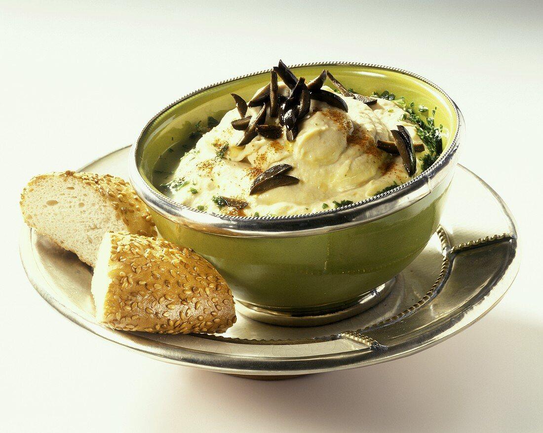 Hummus bi Tahina (Middle East)