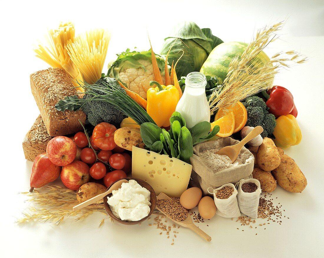 Healthy Still Life