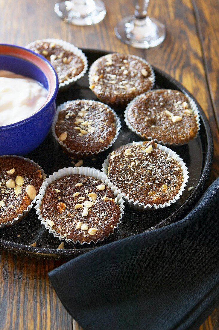 South African muffins