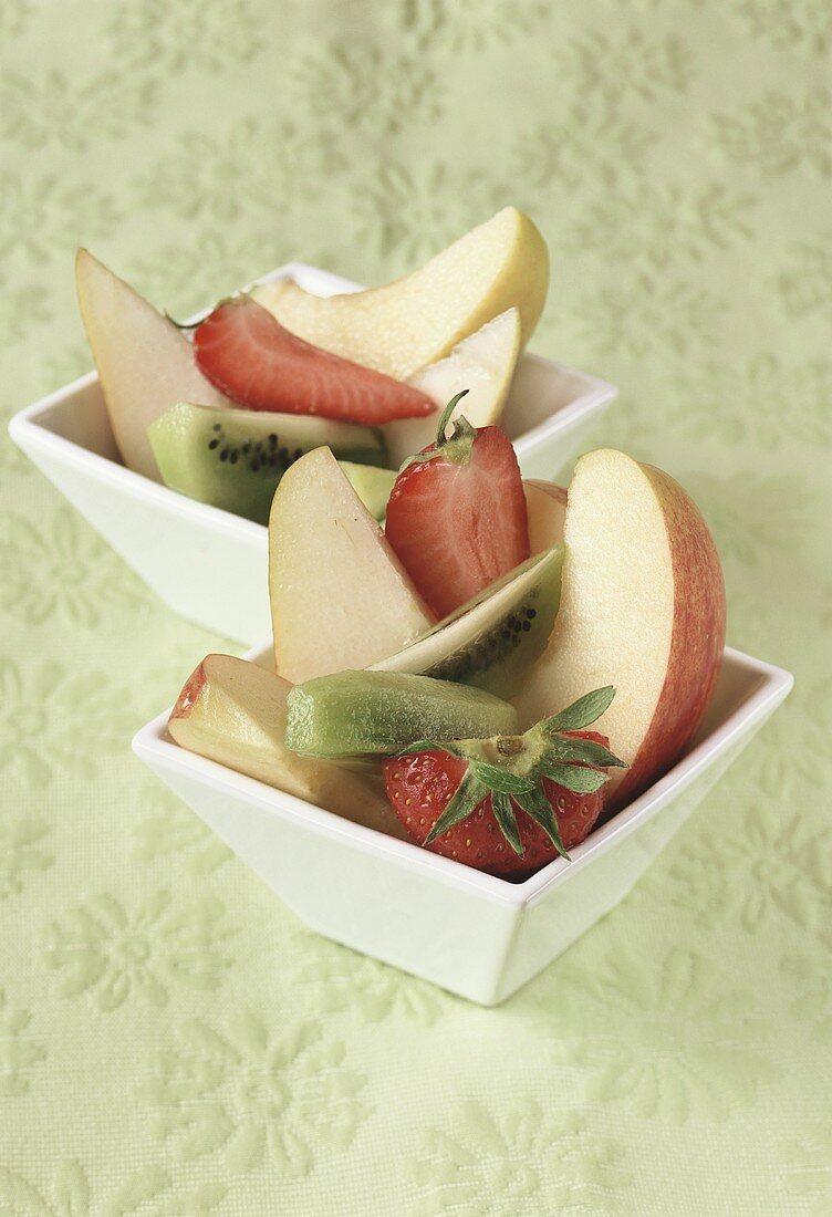 Fresh fruit - healthy finger food
