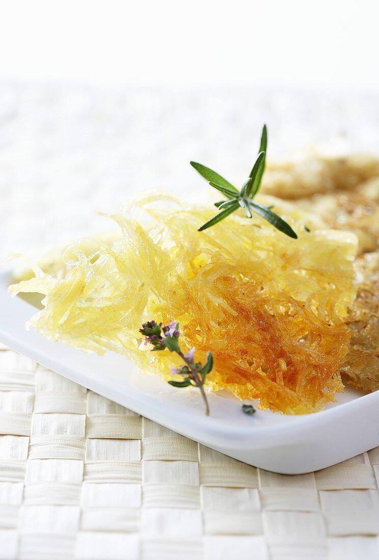Potato rösti