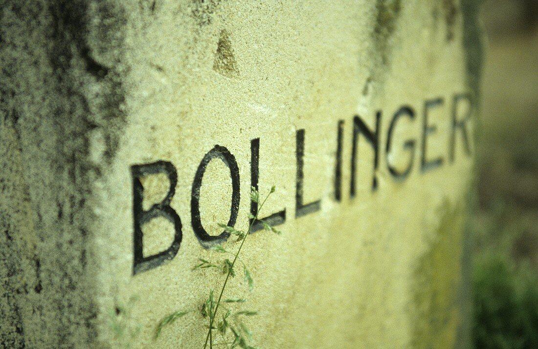 Bollinger, Ay, Champagne, France