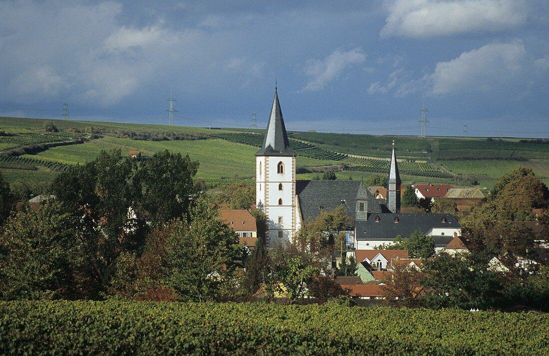 Westhofen, Rheinhessen, Germany