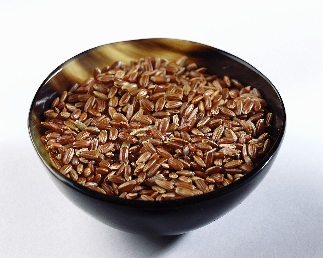 Camargue rice (red rice from France)