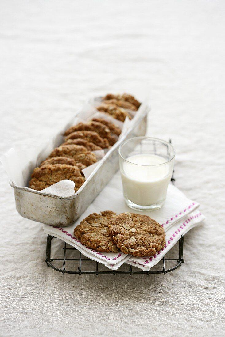 Anzac biscuits (Australian)