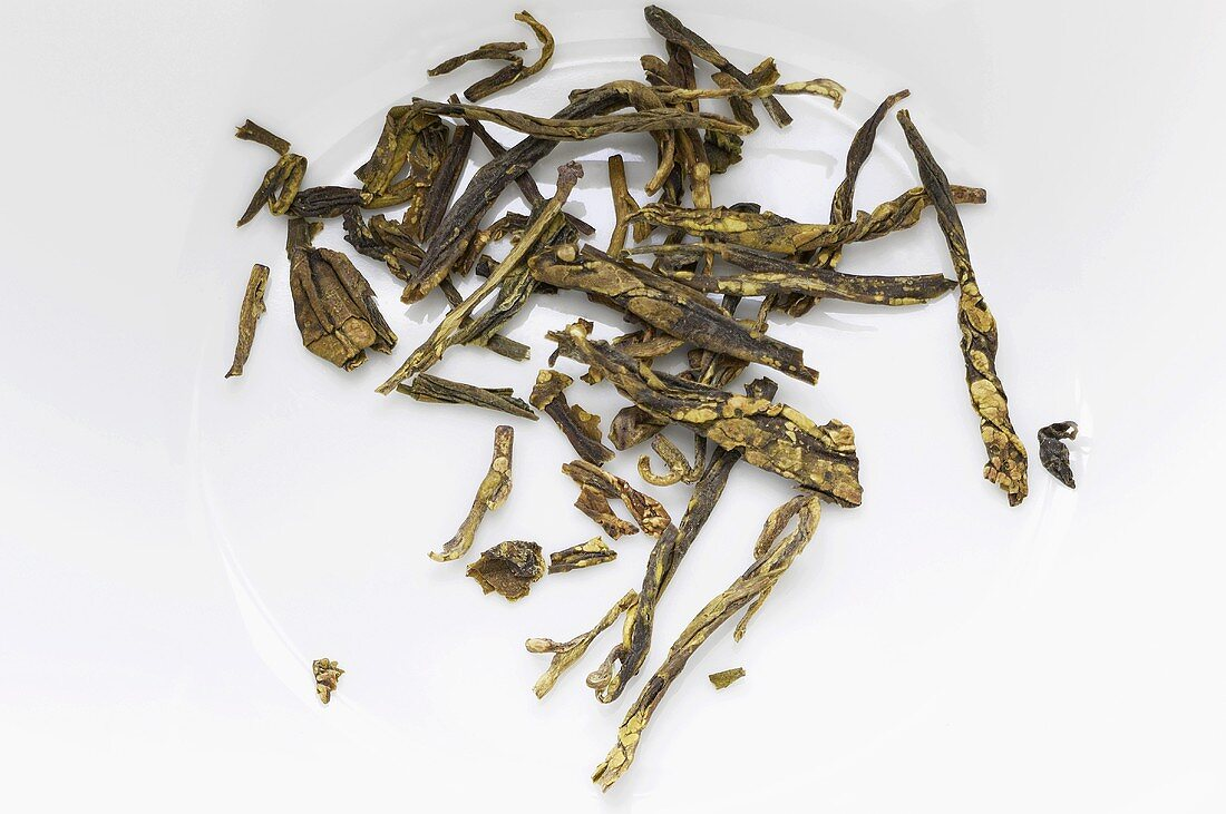 Lung Ching (green tea, China)