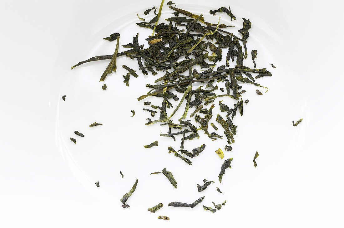 Gyokuro (green tea, Japan)