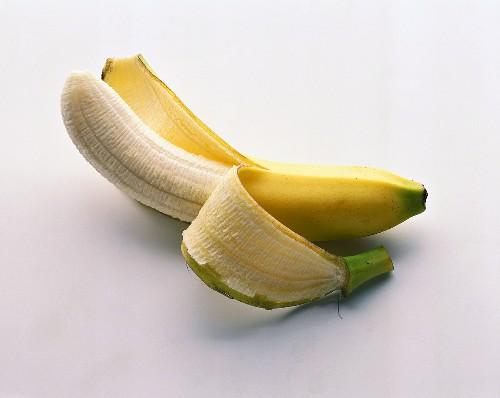 Eine Banane