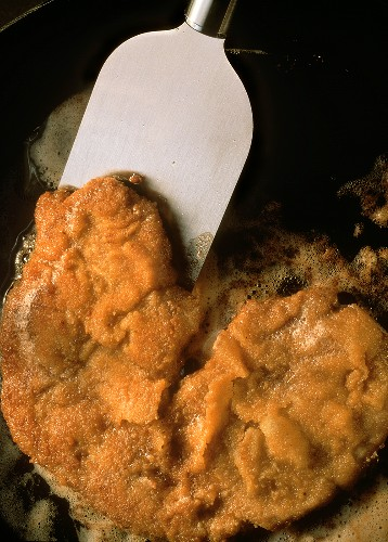 Pan-fried Breaded Veal Cutlet