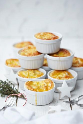 Mini pies for Christmas