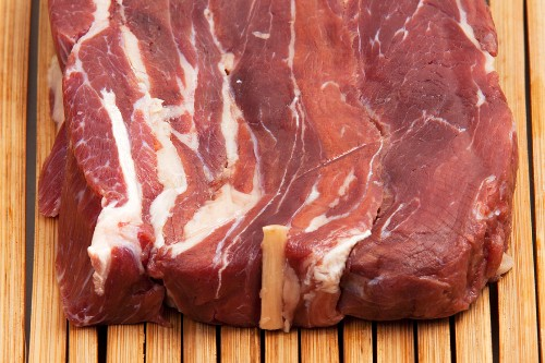 Carne seca (Trockenfleisch, Brasilien)