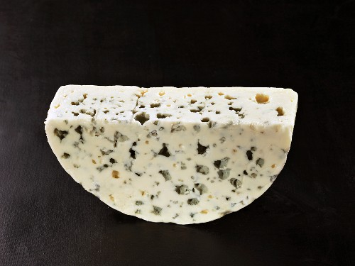 Roquefort (French cow's milk cheese)