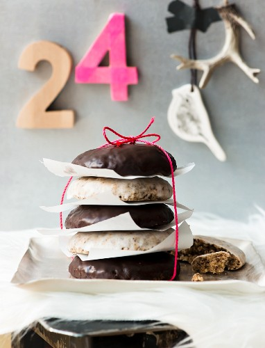 German Lebkuchen as a Christmas present