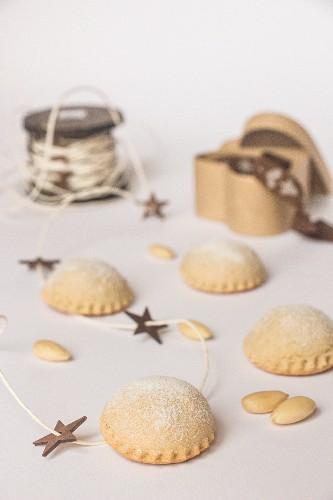 Bocconotti abruzzesi (Weihnachtsgebäck, Italien)