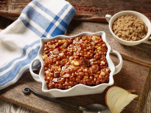 Baked beans (USA)