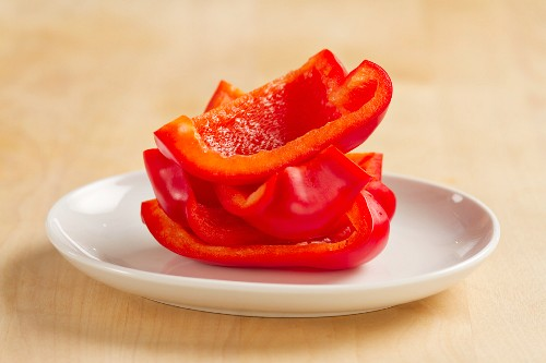 Prepared peppers