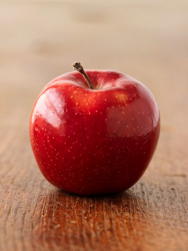 A Red Prince apple