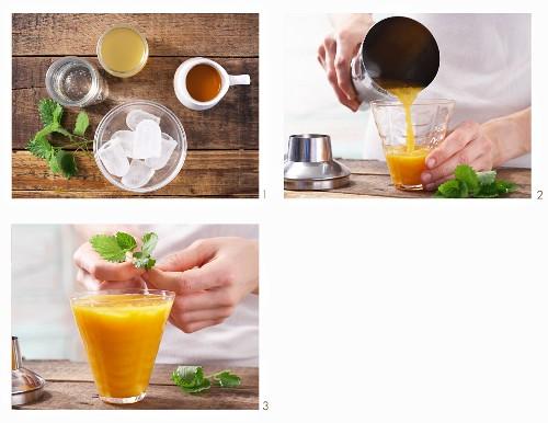 How to prepare sea buckthorn and sauerkraut juice