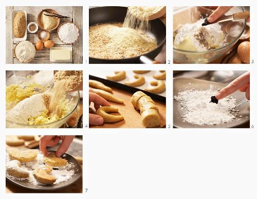 How to bake a vanilla cake
