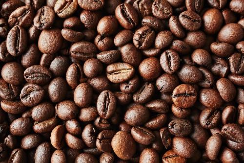 Unground coffee beans (full image)