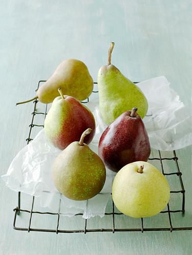 Pears on a grid