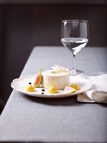 Fig and Whisky Parfait