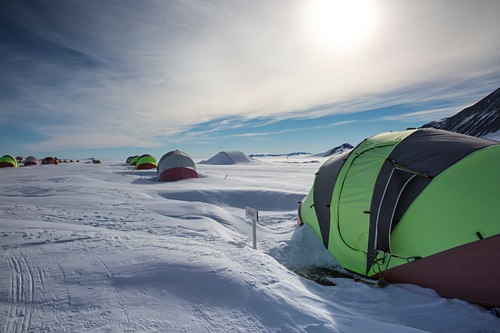 Union Glacier Camp,Antarctica