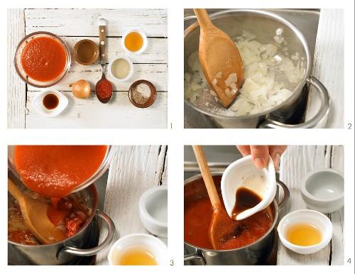 How to prepare barbecue marinade