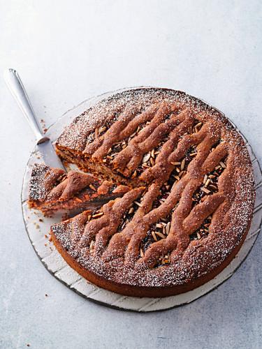 South German spiced cake