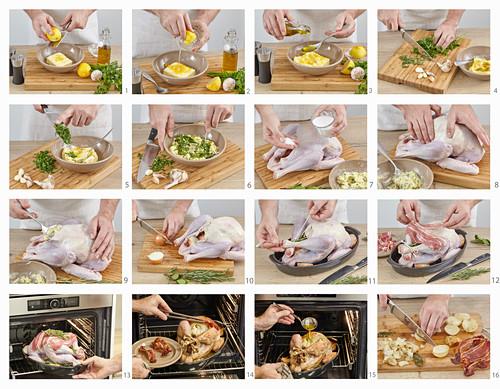 How to prepare festive turkey for Christmas