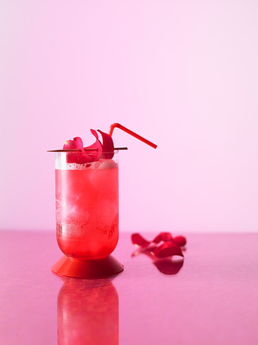 Rosy Cheeks Cocktail